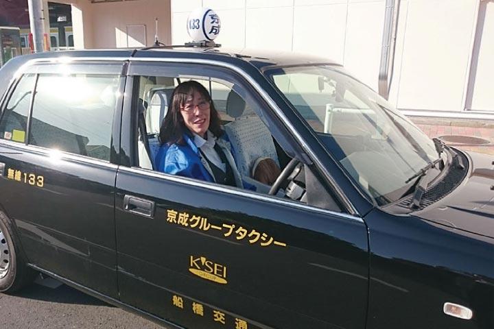 ①タクシーのお仕事って、実際どういうモノ?