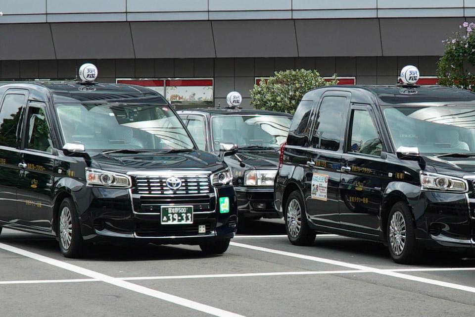 京成タクシーでは、安定した収入が得られます。