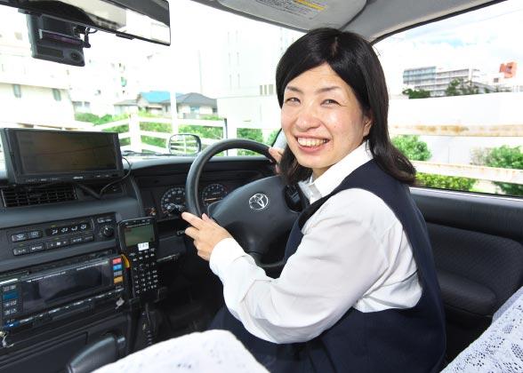 タクシードライバーの1日